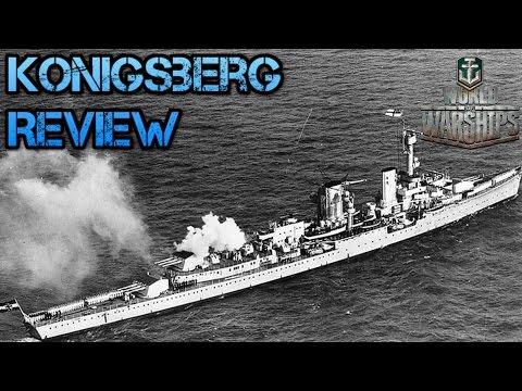 World of Warships - Konigsberg Review
