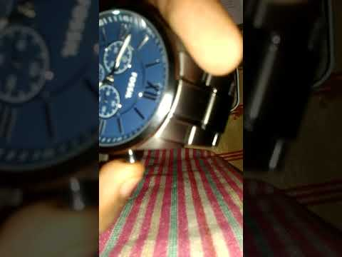 My First Unboxing. From Fossil see vedio