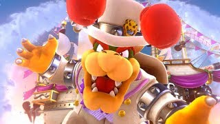 Super Mario Odyssey - Playthrough Part 5: Bowser Fight 1 / Lost Kingdom