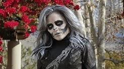 "Silver Banshee - All Scenes Powers | ""Supergirl"" Season 1"