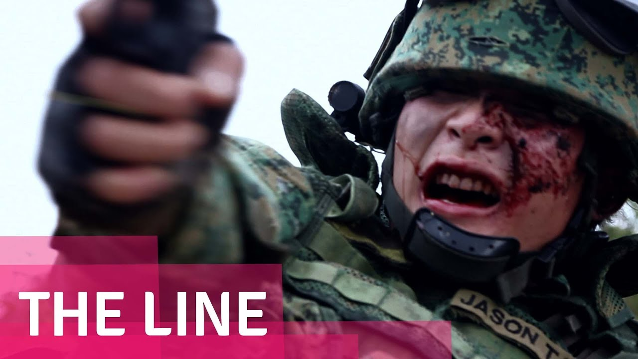 Download The Line - Singapore Action Short Film // Viddsee