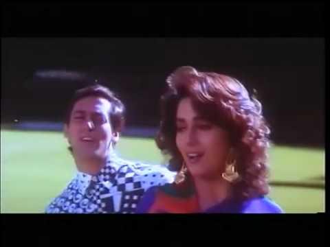 Pyaasa Kuen Ke Paas_Salman Khan_Madhuri Dixit_Udit Narayan Dil Tera Aashiq