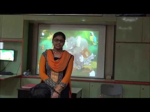 Gopi Birla Memorial School - E.V.S Class
