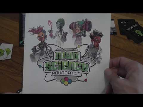 Mad Science Foundation Review