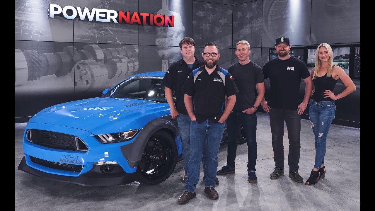 Power nation detroit muscle giveaway sweepstakes
