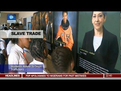 UN Celebrates International Day To Remember Slave Trade Victims