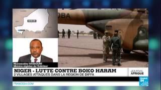 vuclip Une attaque de Boko Haram au Niger fait au moins 38 morts parmi les civils