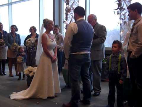 Amanda and Joe's Wedding