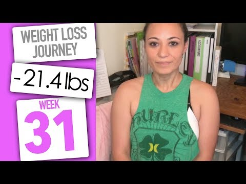 My Weight Loss Journey: WEEK 31 | WHY I'M QUITTING SUPPLEMENTS