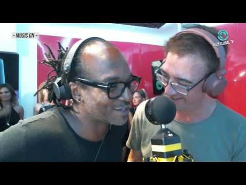 Stacey Pullen - Music On at Ibiza Global TV