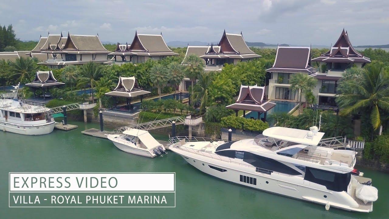 Luxury Villa in Royal Phuket Marina For Sale | Люкс Вилла на Продажу Роял Пхукет Марина