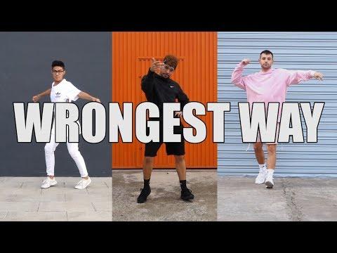 SONNY - Wrongest way | Néstor Navarro Choreography