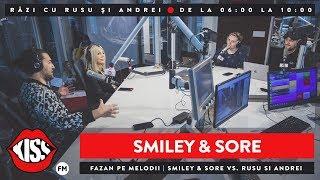 Fazan pe melodii Smiley &amp Sore vs. Rusu si Andrei