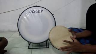 TUTORIAL Rebana Bass dan Tam kunci 1,2,3 - Stafaband