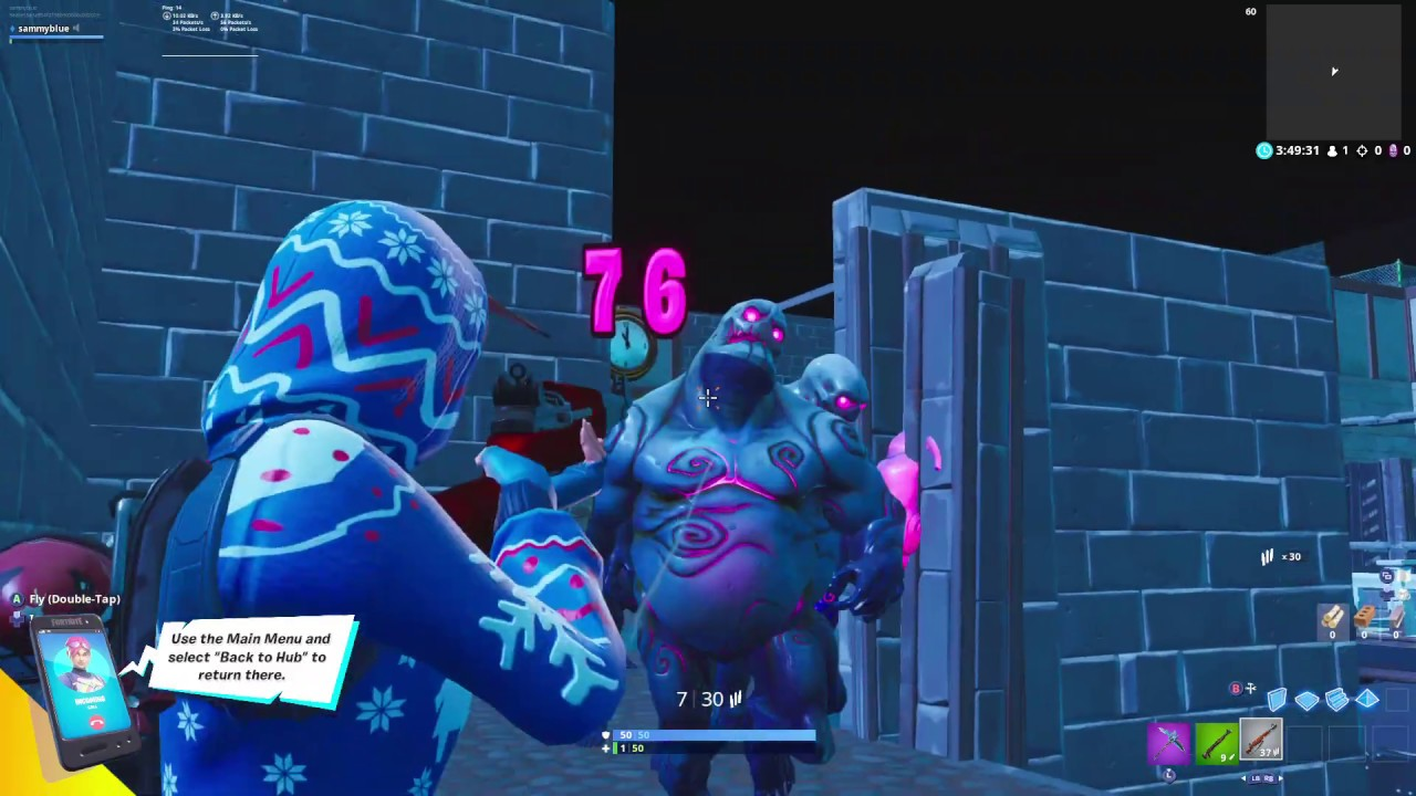 Fortnite Creative Mode Code Der Riese Zombie Survival Map