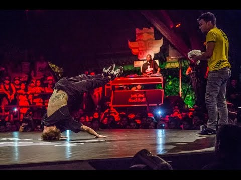 Red Bull BC One Latin America Finals 2014 - FULL