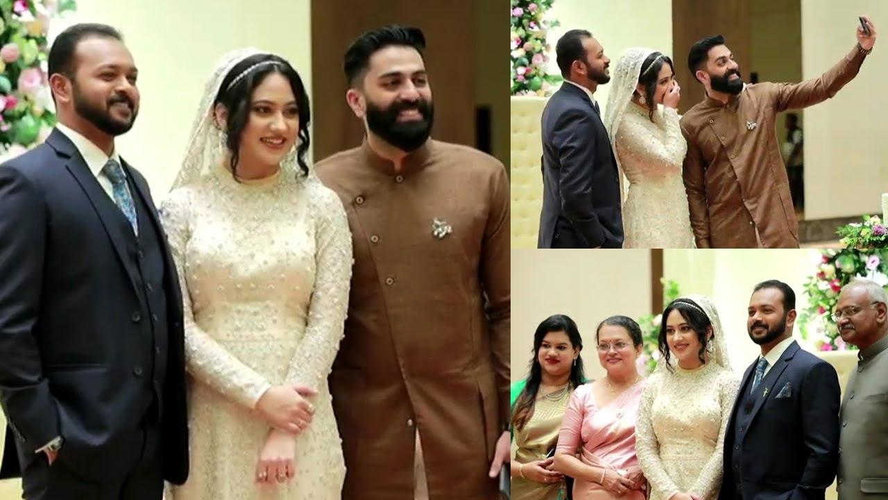 Miya George Wedding Reception Full | Celebrities at Miya Marriage Reception