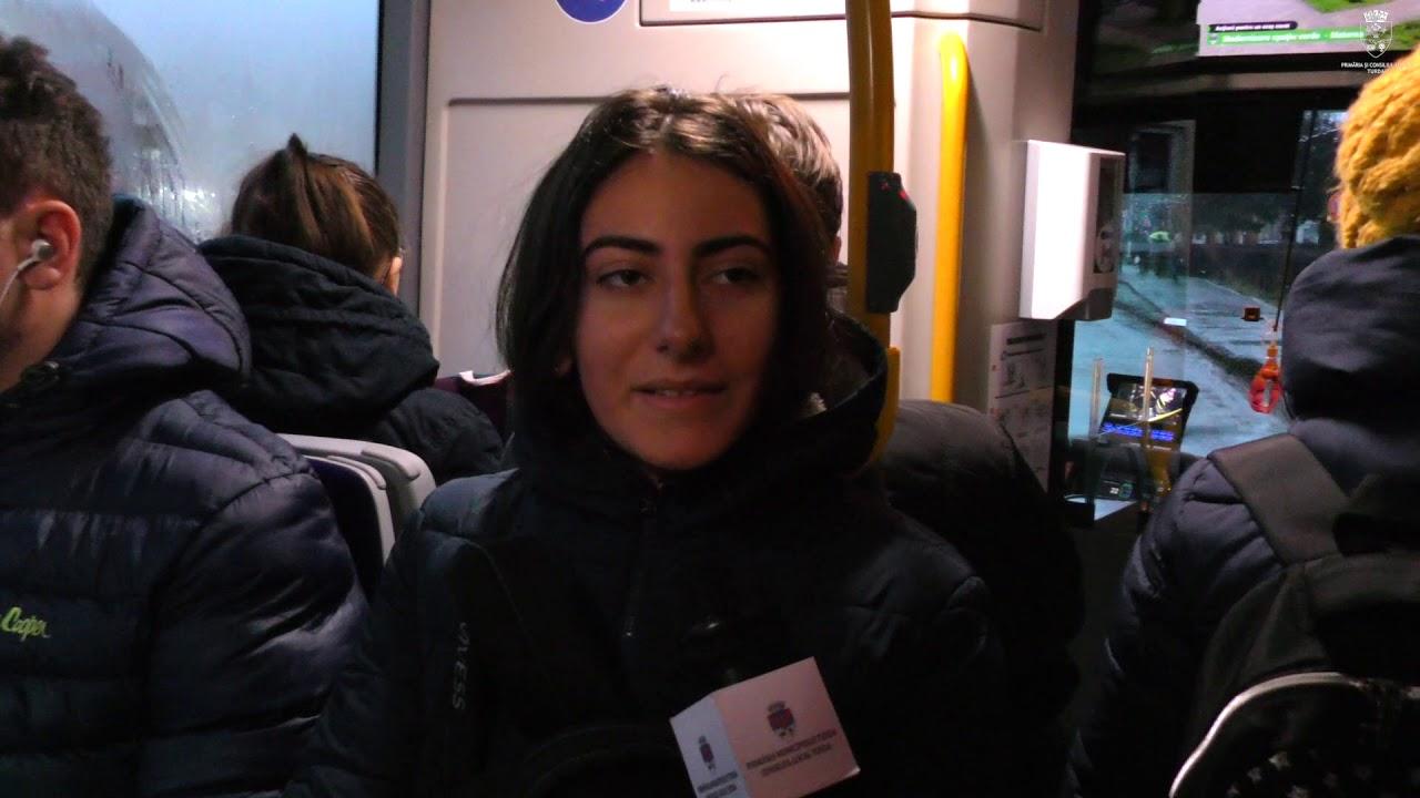 Autobuzele TUP au fost dotate cu dispensere cu dezinfectanți (24.02.2020)