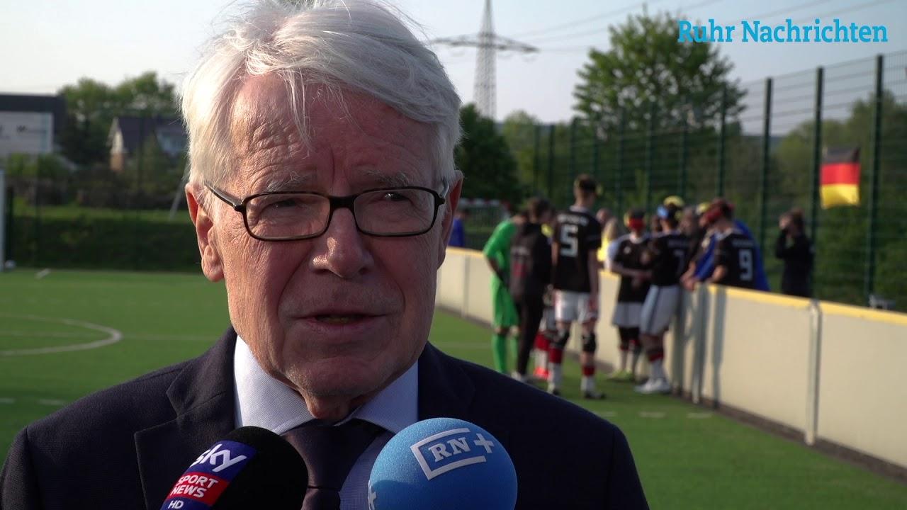 BVB-Präsident Rauball über Derby-Pleite und Titelkampf