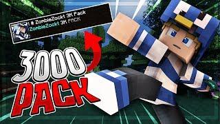 3000 Abonnenten PACK [FPS BOOST] | ZombieZockt