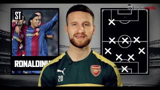 Is Shkodran Mustafi's Ultimate XI the strongest yet?