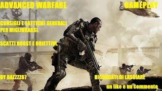COD Advanced Warfare consigli generali per migliorarsi in multiplayer by Dazzz67 ita-hd