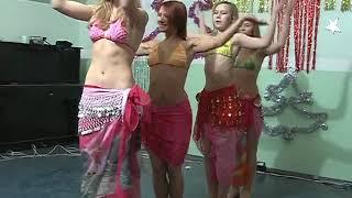 Восточные танцы  (из фильма  Н.Алексеева БАНЗАЙ ! 2007)