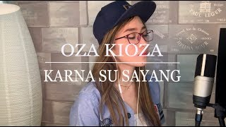 Gambar cover KARNA SU SAYANG - NEAR Ft DIAN SOROWEA ( OZA KIOZA LIVE COVER DANGDUT KOPLO VERSION )