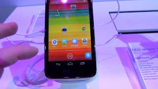 Alcatel One Touch Scribe HD hands-on