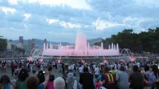 Барселона, Испания - Поющие фонтаны(Барселона, Испания - Поющие фонтаны Barcelona, Spain - Singing fountains Мечтаете начать зарабатывать в интернете? Приглаша..., 2016-08-28T15:08:13.000Z)