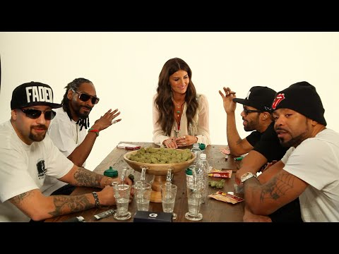 Spark The Conversation With Bianca Barnhill : B-Real, Snoop Dogg, Method Man and Redman