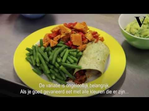 Wat eet een olympiër? - de Volkskrant