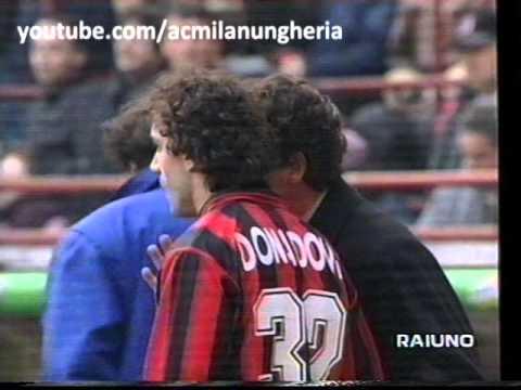 Serie A 1997/1998 | AC Milan vs Fiorentina 0-2 | 1998.01.25