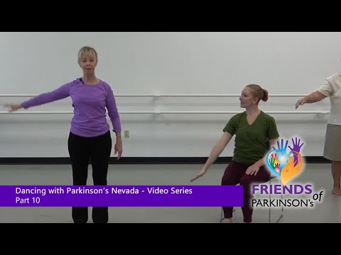 Part 10: Dancing with Parkinsons NV Video Series