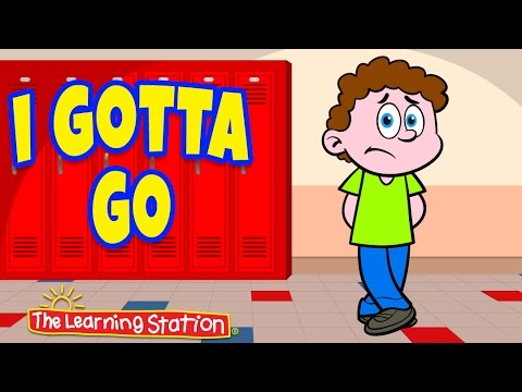 dd375c60df2 Bathroom Manners Children s Song ♫ I Gotta Go ♫ Good Manners   Hand Washing  by The Learning Station - YouTube