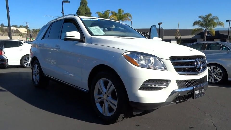 2014 mercedes benz m class el cajon ca p2212 youtube for Mercedes benz of el cajon el cajon ca