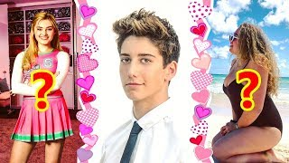 Girls MILO MANHEIM Has Dated 💕 ft MEG DONNELLY, HOLIDAY MIA KRIEGEL 💑 Zombies ZED Girlfriends IRL