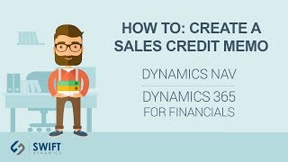 How To: Create a Sales Credit Memo in Microsoft Dynamics NAV