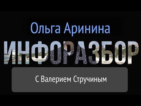ИнфоРазбор с В. Стручиным. Ольга Аринина. О реселлинге и тараканах в голове.