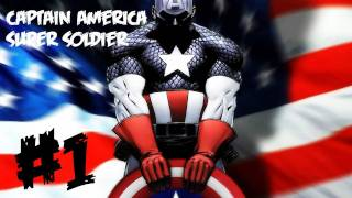 Captain America: Super Soldier Walkthrough - Part 1 [Prologue] - Let