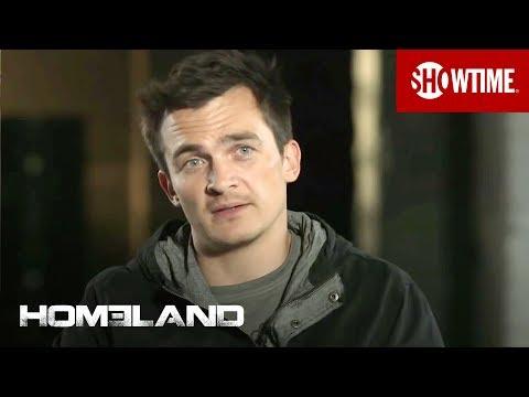 Homeland  Rupert Friend on Peter Quinn  Season 5