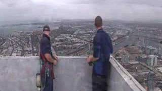 Window Cleaning Eureka Tower