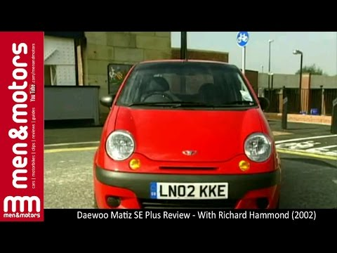 Daewoo Matiz SE Plus Review - With Richard Hammond (2002)
