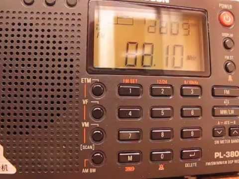 FM DX via Sporadic-E: Radio Batna 88.10 Mhz, Algeria, received in Germany