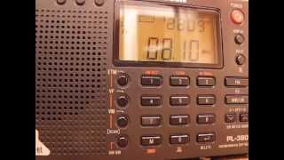 FM DX via Sporadic-E: Radio Batna 88.10 Mhz, Algeria, received in Germany