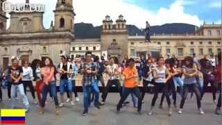 Gangnam World Style - 40 Nations Dance (On Z to A Order)