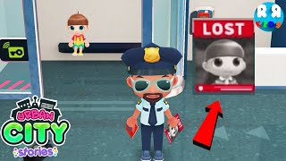 Urban City Stories - FIND THE MISSING KIDS IN POLICE STATION
