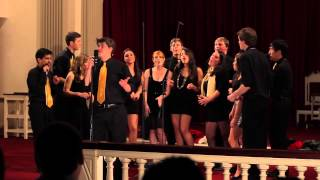 Frank Sinatra Medley - PandemoniUM - 2012 Big Fall Show