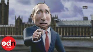 'Vladimir Putin' to host new chat show, BBC announces