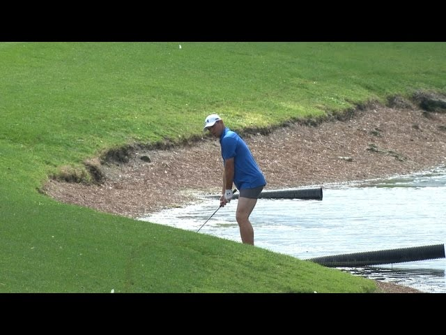 9b51b5124c289c Gary Woodland took pants off, learned a lesson about product endorsement -  Business Insider